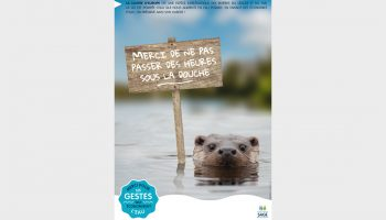 Campagne de sensibilisation pour limiter le gaspillage d'eau