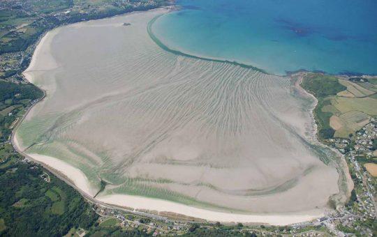 Plan de lutte contre les algues vertes sur les bassins versants de la Lieue de Grève